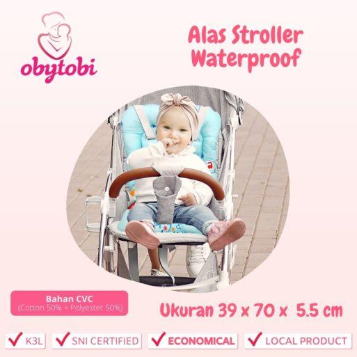 Alas Stroller Waterproof Obytobi 1