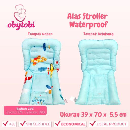 Alas Stroller Waterproof Obytobi