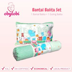 Bantal Balita Set 3 Obytobi