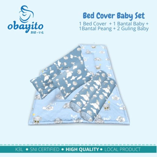 Bed Cover Baby Set 2