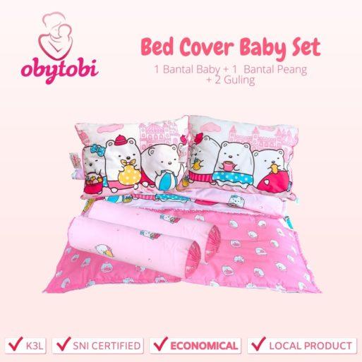 Bed Cover Baby Set Obytobi