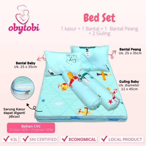 Bed Set Obytobi