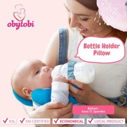 Bottle Holder Pillow Obytobi