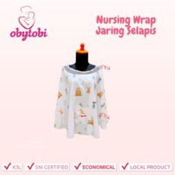 Nursing Wrap Jaring Selapis Obytobi