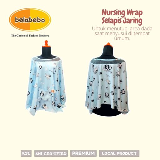 Nursing Wrap, Penutup Menyusui