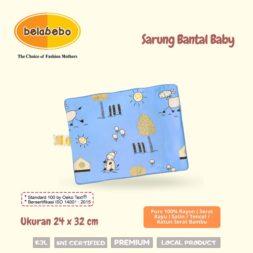 Sarung Bantal Baby Ukuran Belabebo