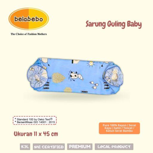 Sarung Guling Baby Ukuran Belabebo