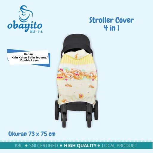 Stroller Cover 3 in 1