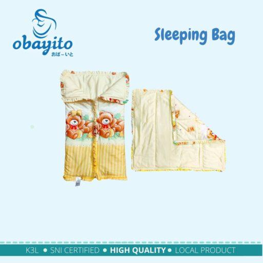 sleeping bag obayito