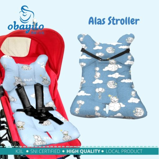 Alas Stroller Obayito Terbaik
