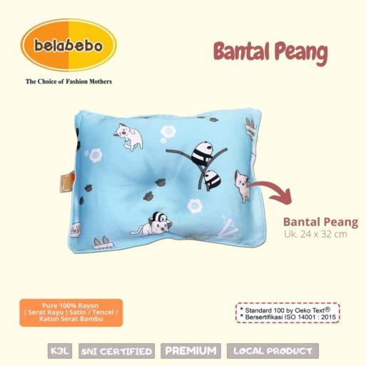Bantal Peang belabebo