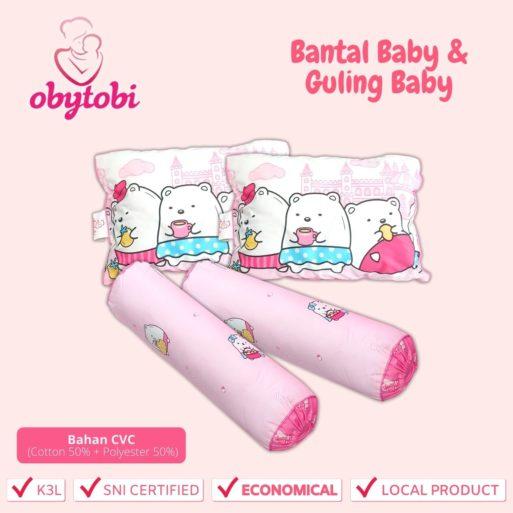 Bantal Bayi & Guling Bayi