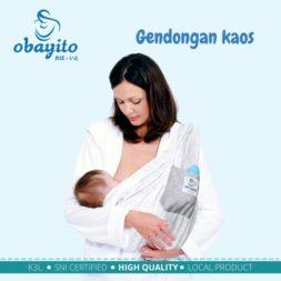 Gendongan Kaos dari Obayito