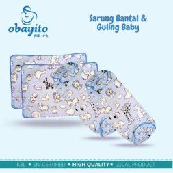 Sarung bantal & Guling baby dari obayito