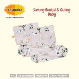 Sarung Bantal Guling Baby Belabebo