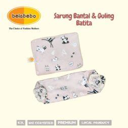 Sarung Bantal Guling Batita belabebo
