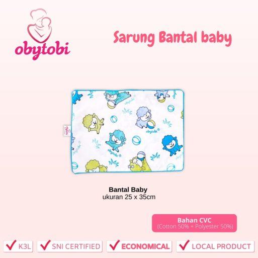 Sarung bantal baby 1