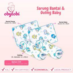 Sarung bantal guling baby 1