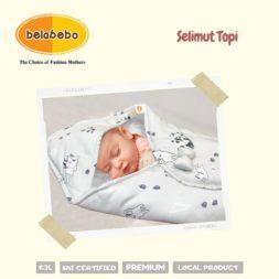 Selimut Topi Bayi