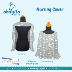 Detail Nursing Cover dari obayito