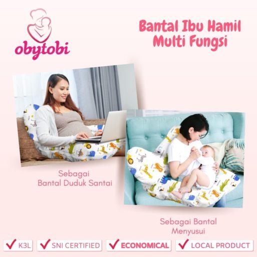 bantal ibu hamil multifungsi